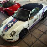 Porsche 911 Cabriolet Kerela rust wrap 3 150x150 Porsche 911 Cabriolet from Kerala wears Indias first rust wrap