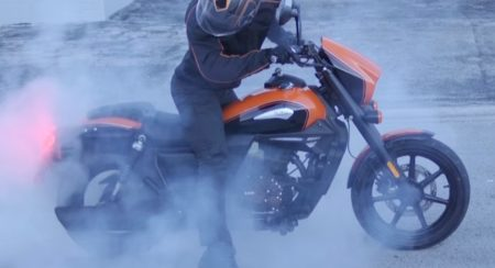Renegade Sports S burnout 1