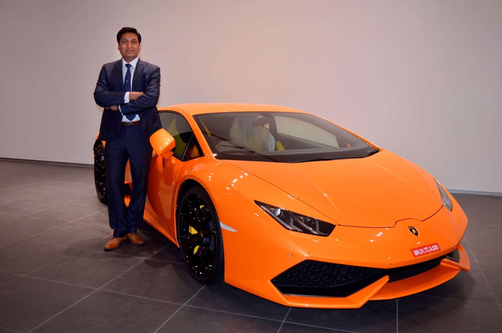 Sharad Agarwal Appointed As Head Of Lamborghini India