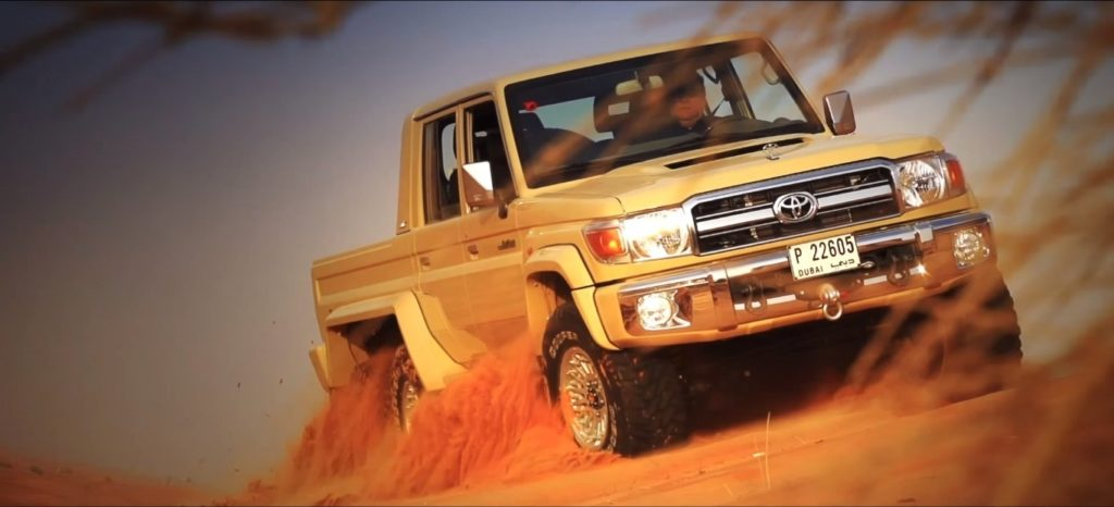 Toyota Land Cruiser 6x6 (4)