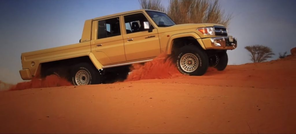 Toyota Land Cruiser 6x6 (6)