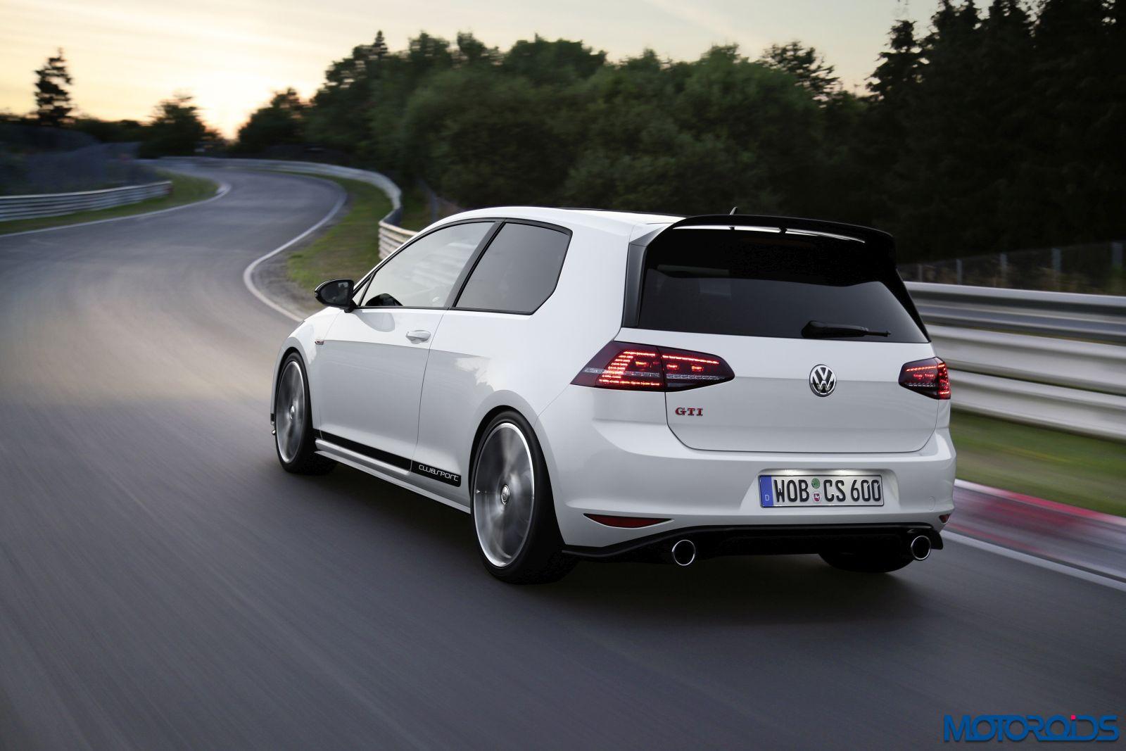 Volkswagen Golf GTI Clubsport Edition 40 (2)