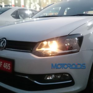 Volkswagen Polo Allstar edition spotted; coming soon