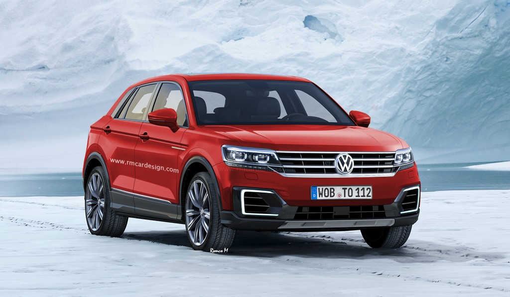 It S No Secret That Volkswagen Is Working On A Sub Compact Suv Based The Polo After Recently Launched All New Tiguan Company Will Launch