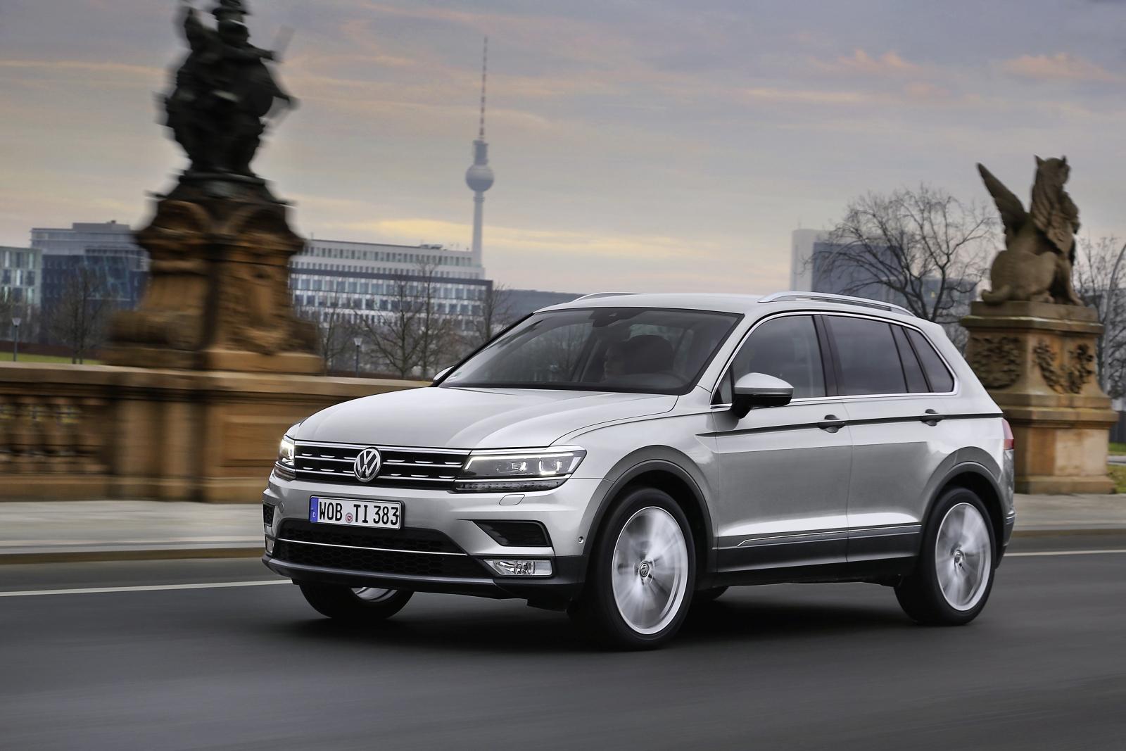 Volkswagen Tiguan India Launch In May 2017?   Motoroids