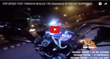 Yamaha M-Slaz Speedtest (1)