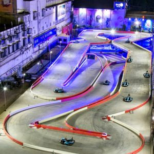 Smaaash Mumbai Sky Karting Review : Voltaic Wallop