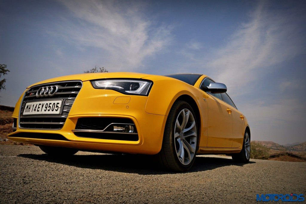 new Audi S5 front (4)