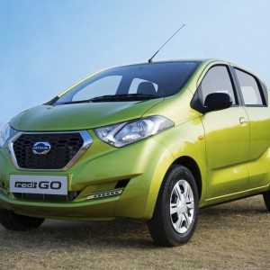 Datsun Redi-GO pre-bookings start from May 1st for INR 5000