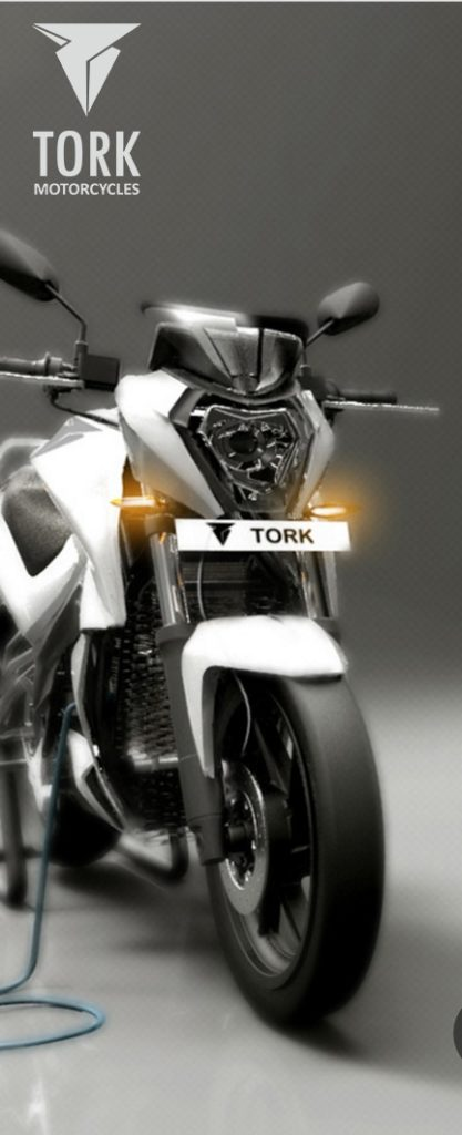 tork Motorcycles T6X front