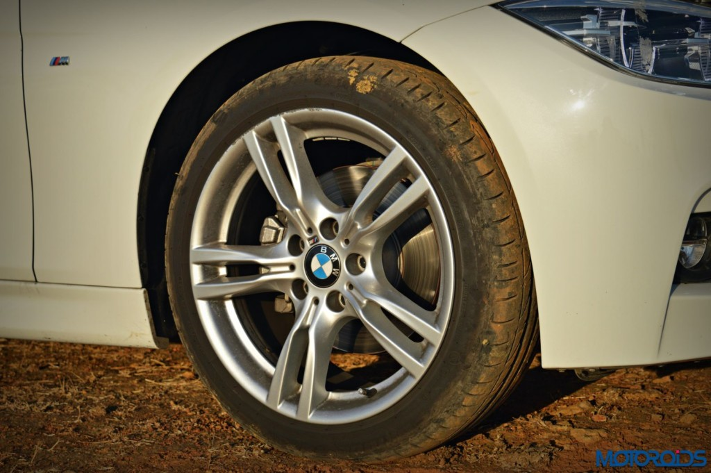 2016 BMW 3 Series 320d M Sport Alloy Wheel Pattern(15)