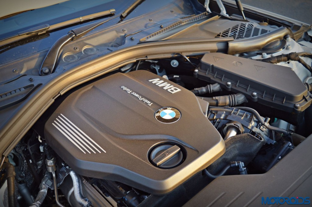 2016 BMW 3 Series 320d M Sport B47 Engine(49)