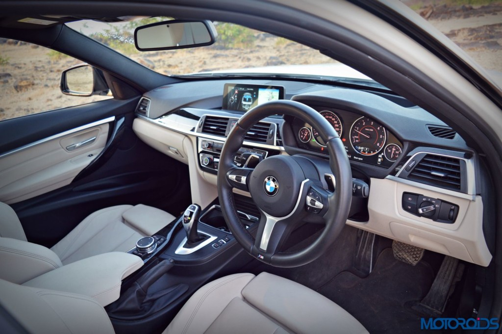 2016 BMW 3 Series 320d M Sport Cabin View (73)