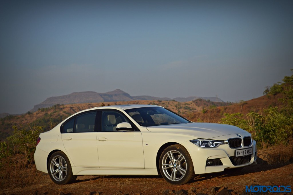 2016 BMW 3 Series 320d M Sport Front Right Three Quarters(14)