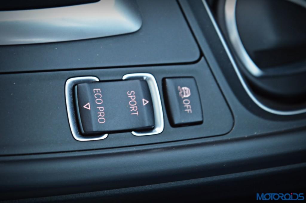 2016 BMW 3 Series 320d M Sport Mode Selector(72)
