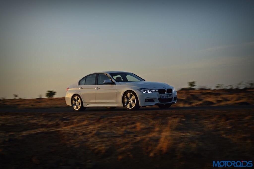 2016 BMW 3 Series 320d M Sport Motion SHots(48)