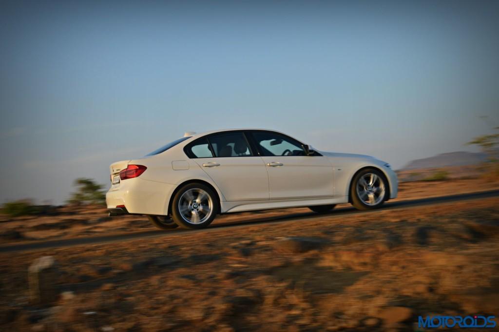 2016 BMW 3 Series 320d M Sport Motion SHots(50)