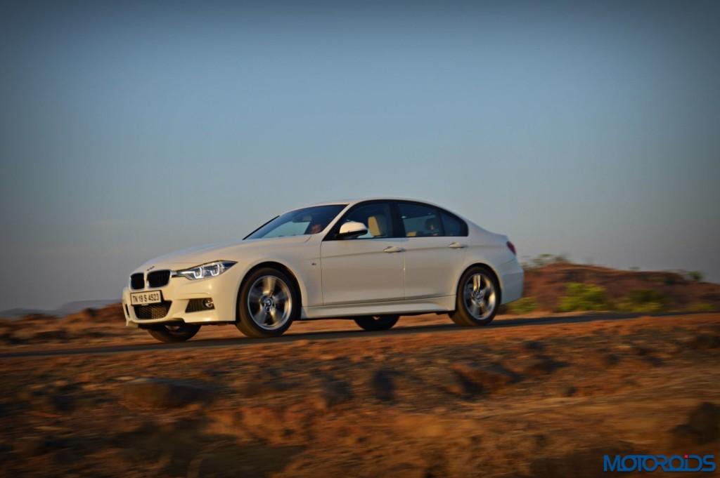 2016 BMW 3 Series 320d M Sport Motion SHots(51)