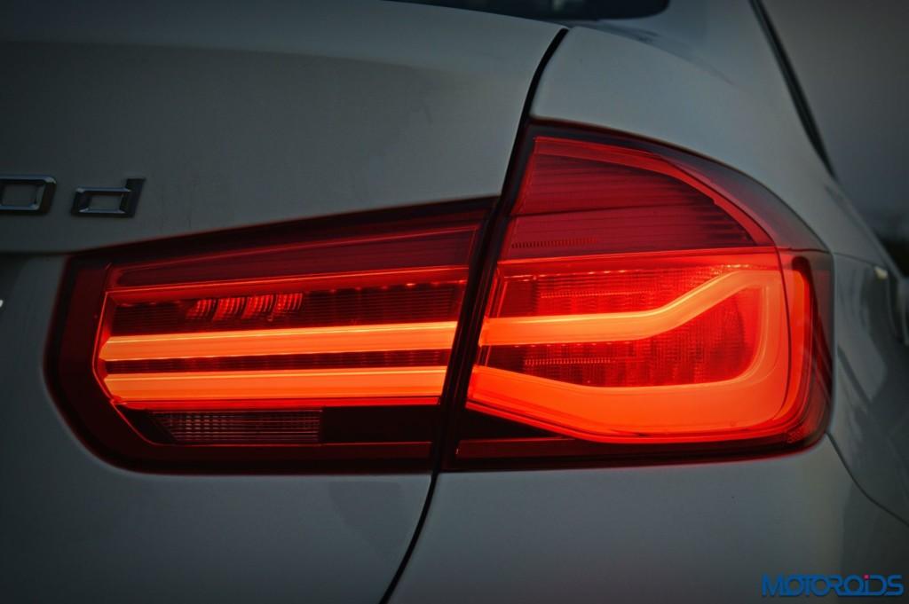 2016 BMW 3 Series 320d M Sport Rear LED Lights(8)