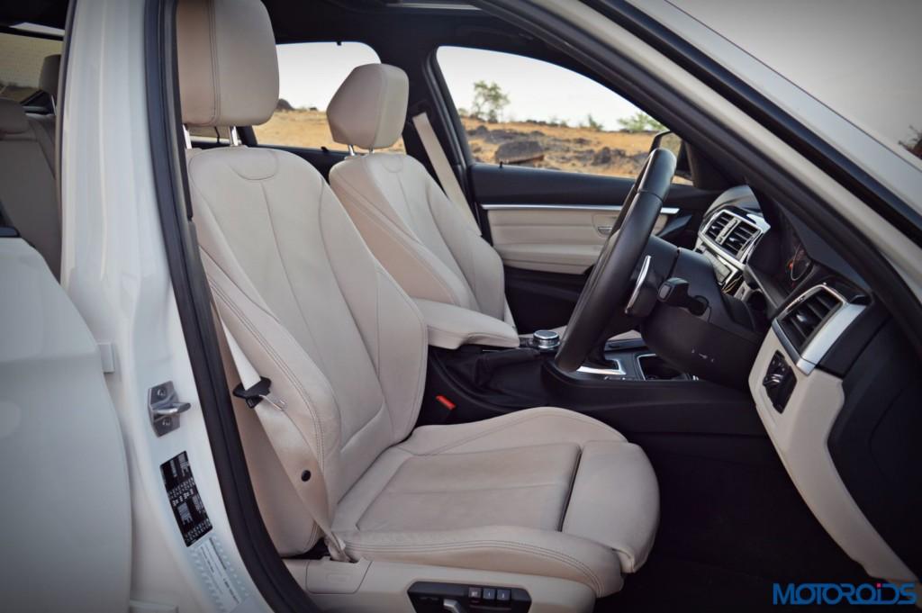 2016 BMW 3 Series 320d M Sport Sports Seats(3)