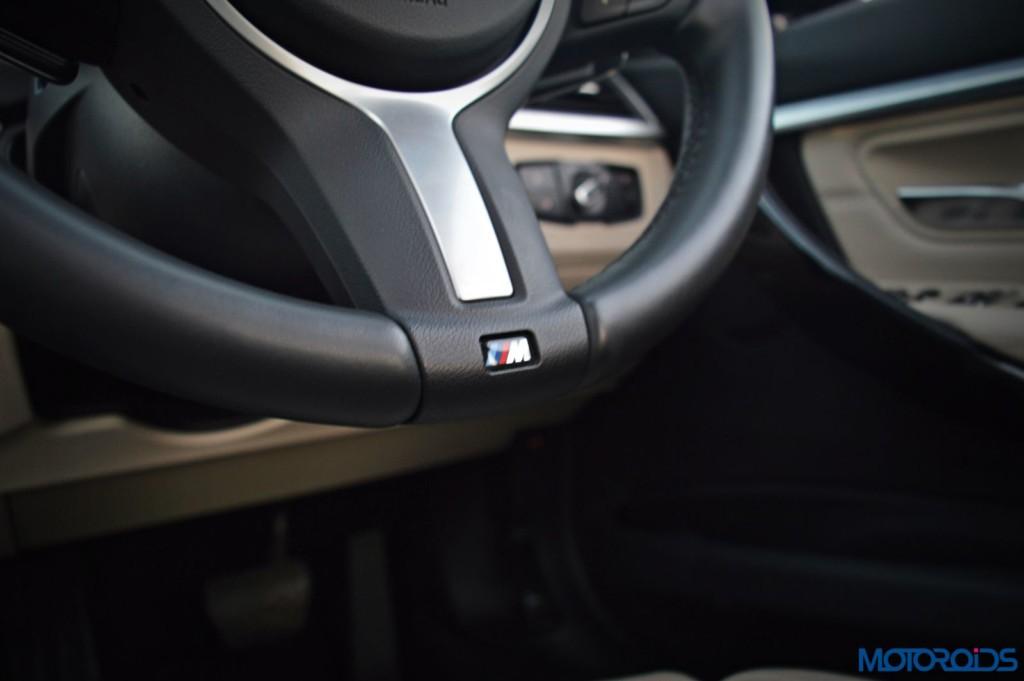 2016 BMW 3 Series 320d M Sport Steering(83)