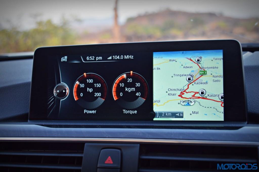 2016 BMW 3 Series 320d M Sport iDrive Screens(82)