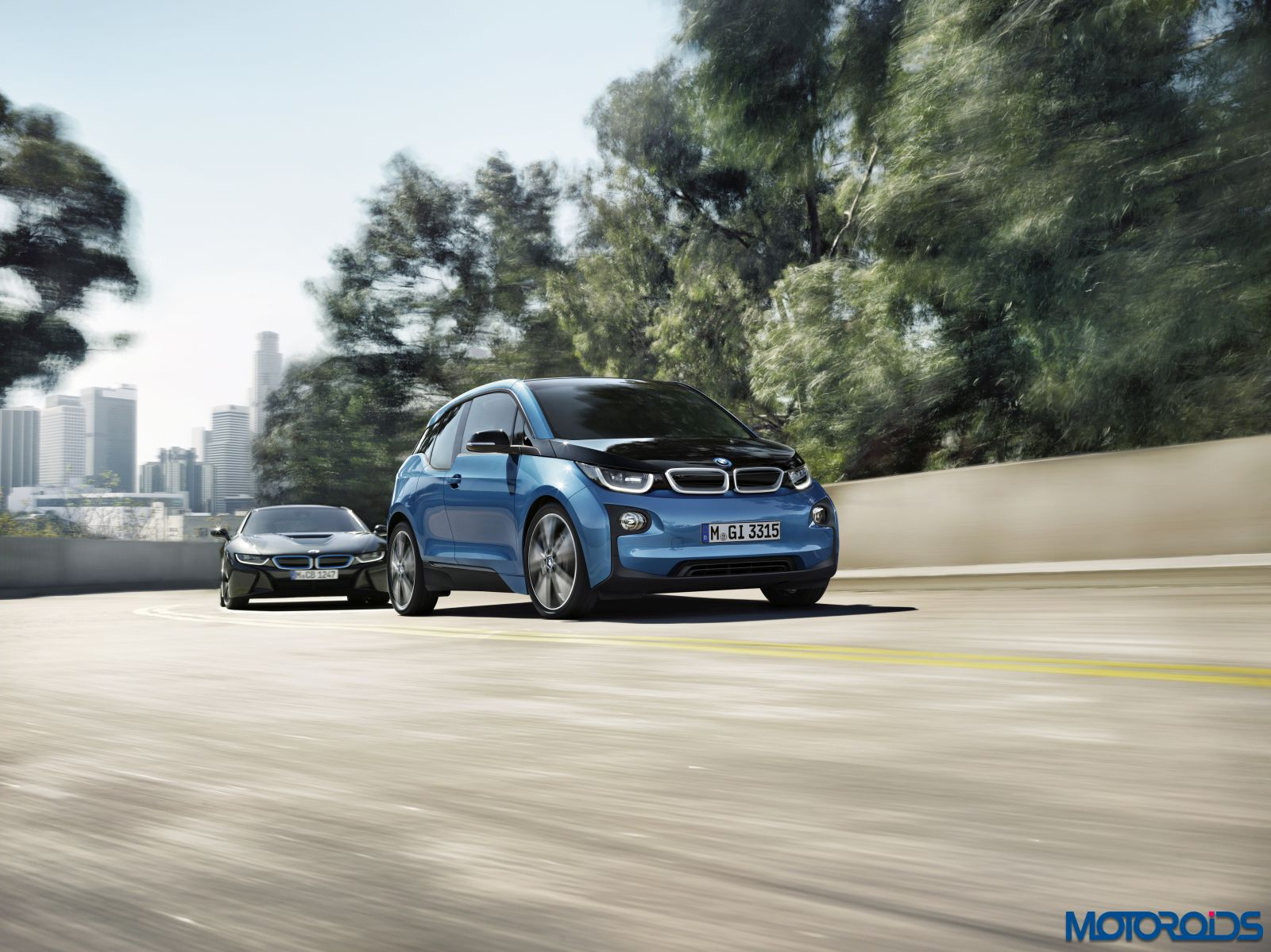 2016 BMW i3 - Official Images (19)