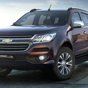 2016 Chevrolet Trailblazer unveiled in Brazil; prices start at R$ 159,990 (INR 30.41 Lakhs)