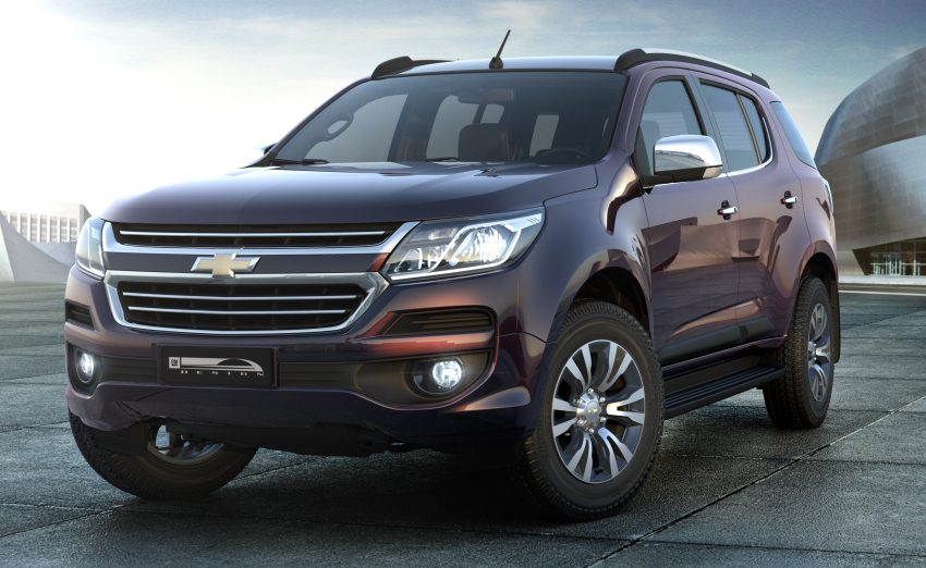 2016 Chevrolet Trailblazer face-lift (11)