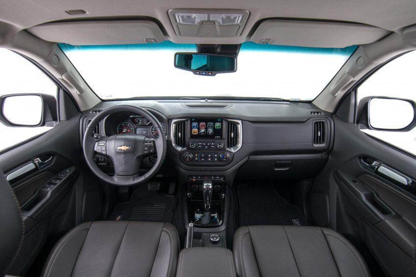 2016 Chevrolet Trailblazer face-lift (12)