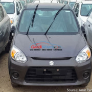 2016 maruti suzuki alto facelift 2 180x180 Maruti Suzuki Alto 800 face lift spied, launch in a couple of weeks