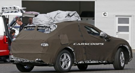 Is this Audi's updated Q3 compact SUV or the all new Q4?