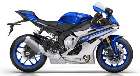 2017 Yamaha YZF-R6 Render - Young Machine