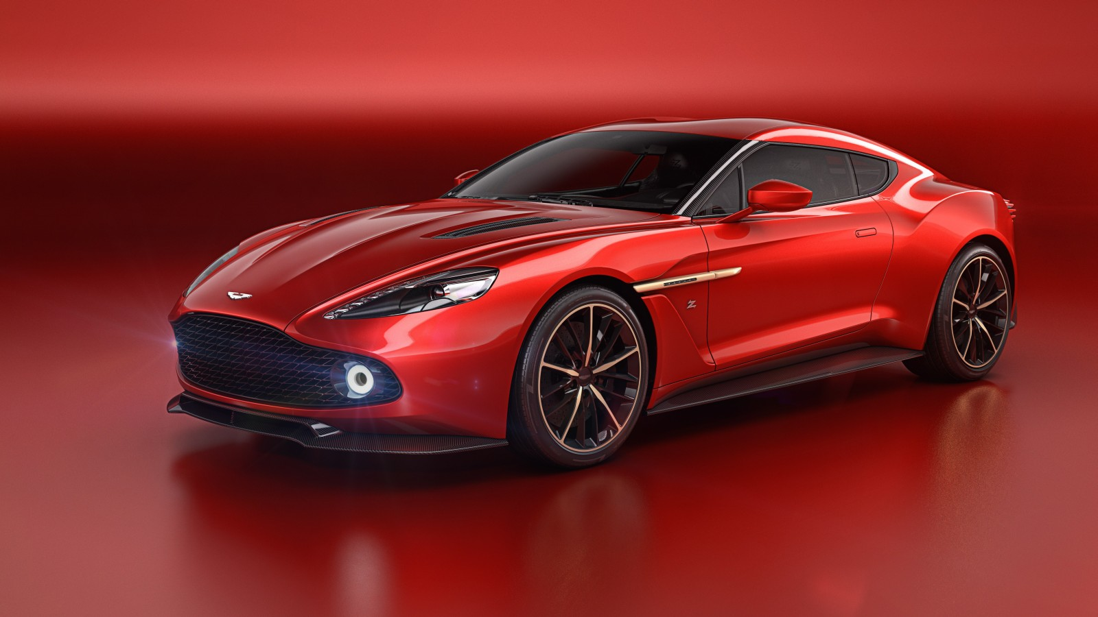 Aston Martin Vanquish Zagato concept (1)