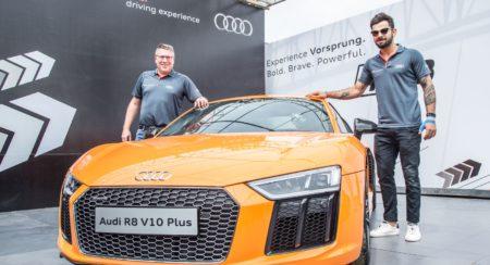 Audi R8 V10 Plus Virat Kohli (3)