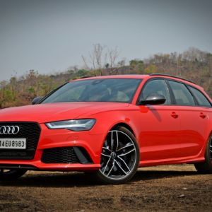 Audi RS6 Avant Review: The Anatomy of Apocalypse