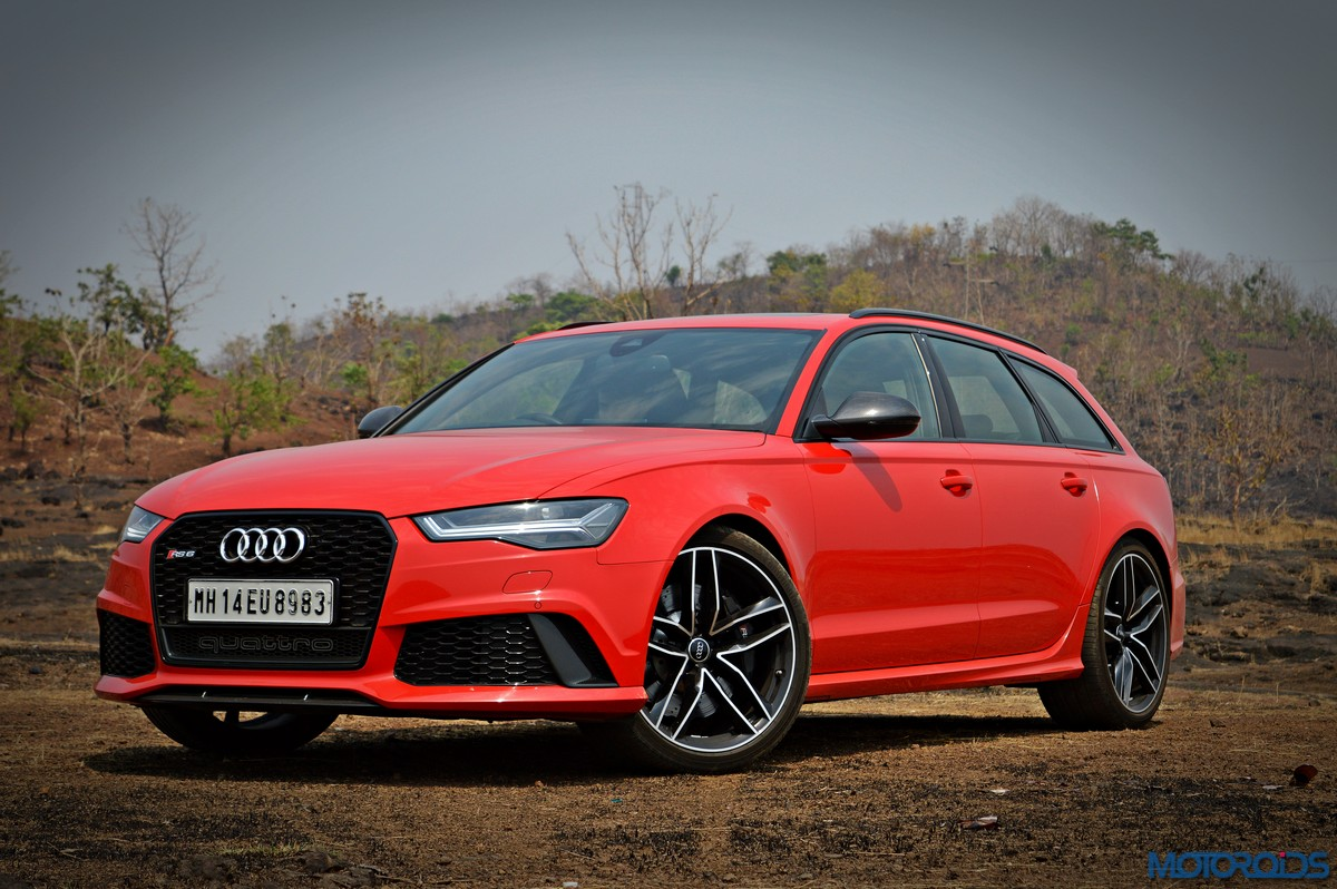 audi rs6 avant review the anatomy of apocalypse motoroids. Black Bedroom Furniture Sets. Home Design Ideas