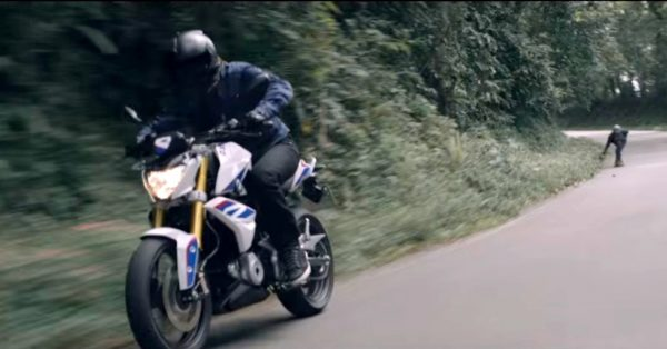 BMW G310R commercial (1)