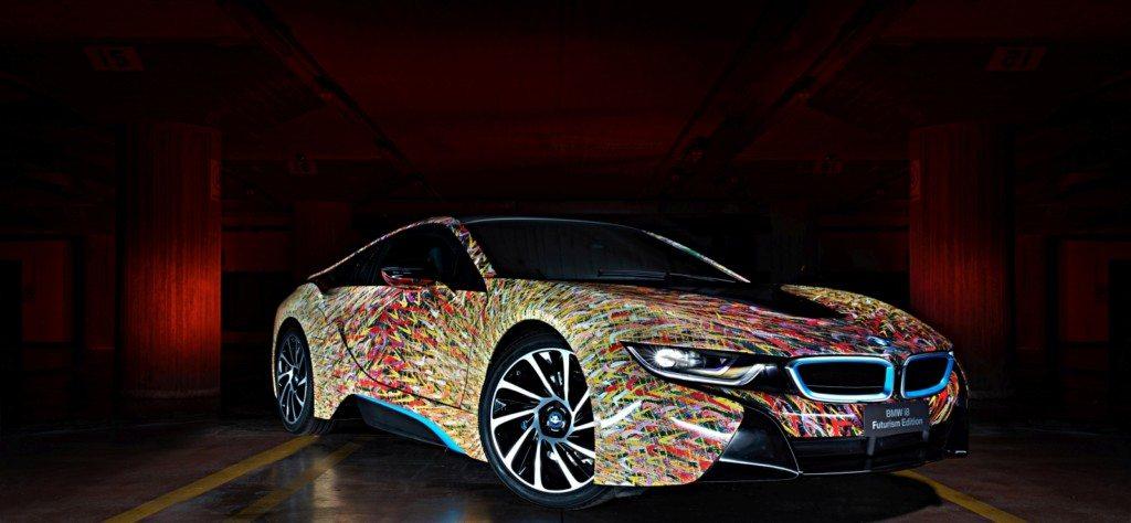BMW i8 Futurism Edition (8)