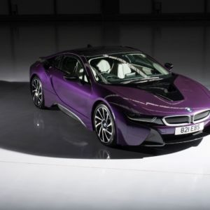 BMW i8 receives new colour options under the Individual Exterior Paint program