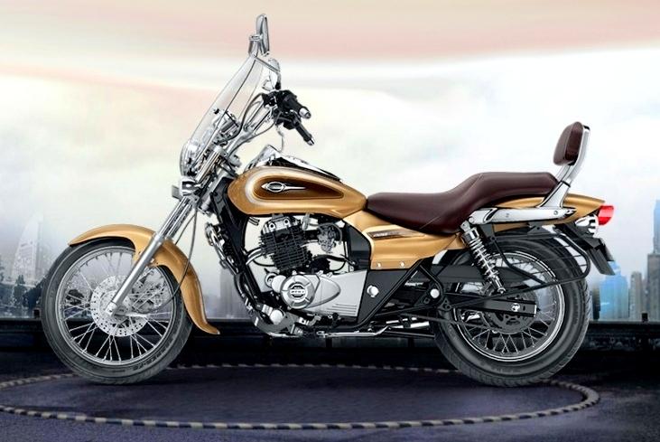 Bajaj Avenger 220 Cruise Desert Gold (4)