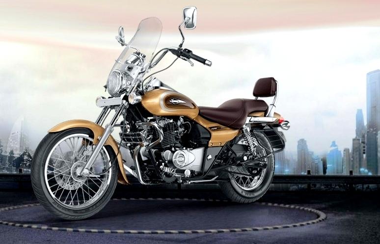Bajaj Avenger 220 Cruise Desert Gold (5)