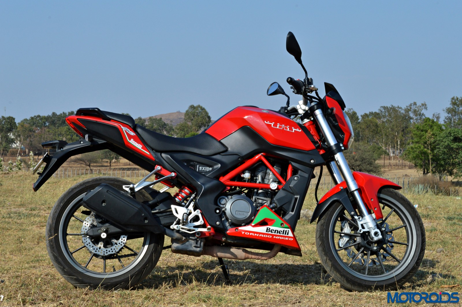 Benelli TNT25 Review - Still Images (1)