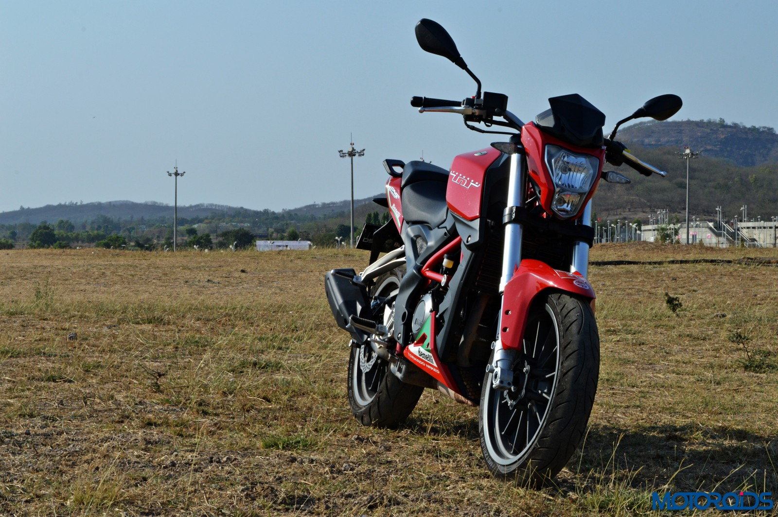 Benelli TNT25 Review - Still Images (5)