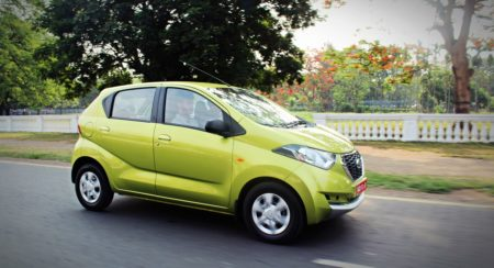 Datsun redi-GO and GO+ introduced for defence employees via CSD