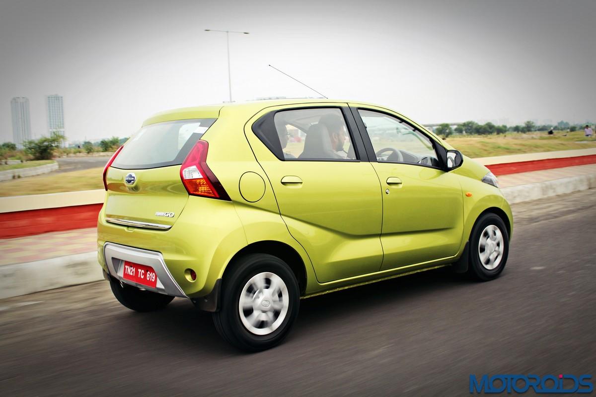 Datsun redi-Go review: Prudent Panache   Motoroids