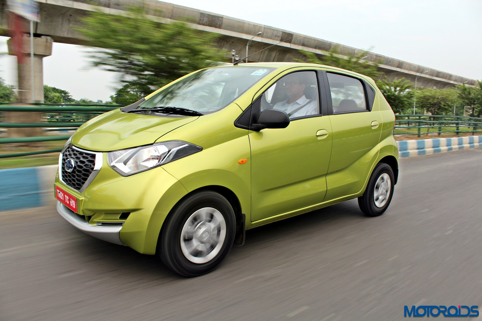 New Datsun Redi Go Image Gallery Motoroids