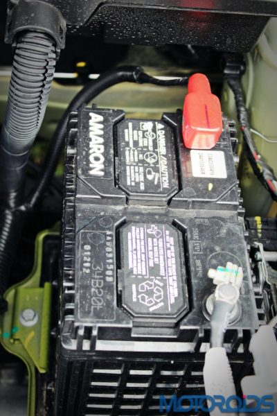 Datsun redi Go battery