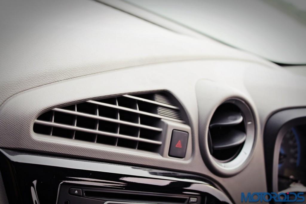Datsun redi-Go central AC vent