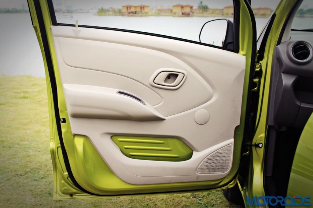 Datsun redi-Go front door pad (2)